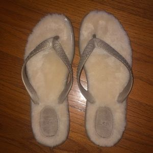 UGG Fluffie Sandals, Women's - Size 9